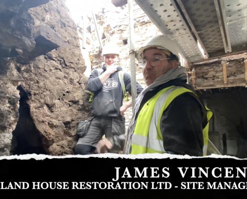 James Vincent IHRL